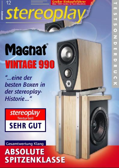 Magnat Vintage990